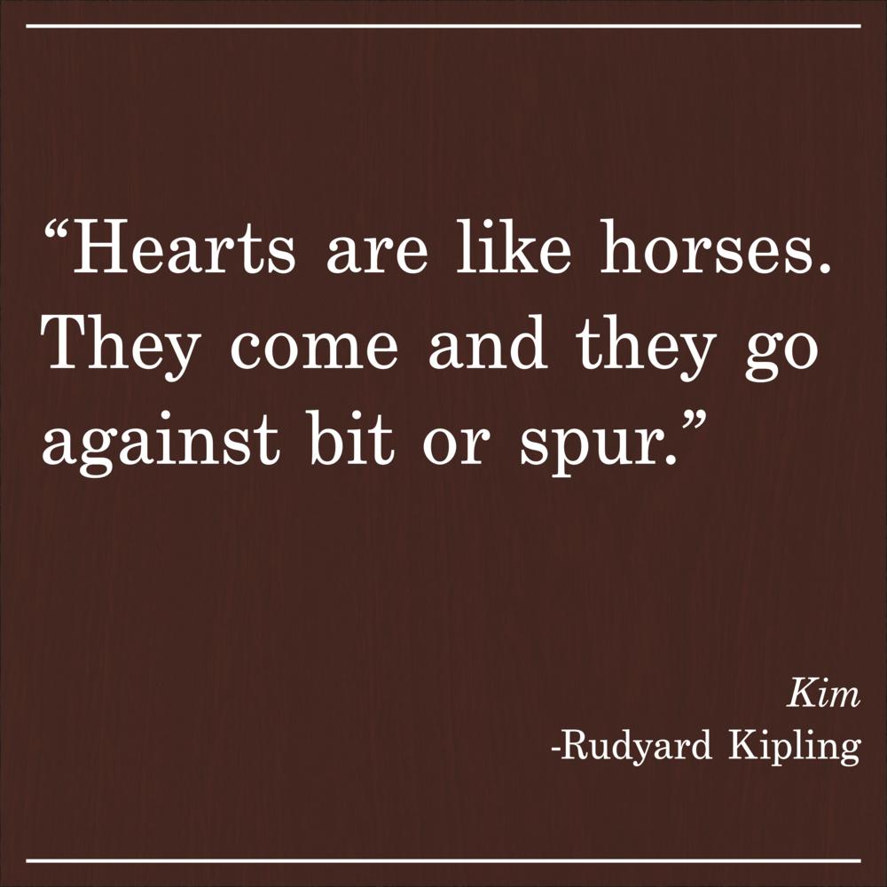 Daily Quote Kim by Rudyard Kipling