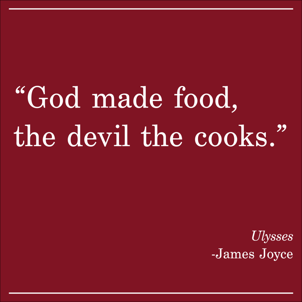 Daily Quote Ulysses by James Joyce