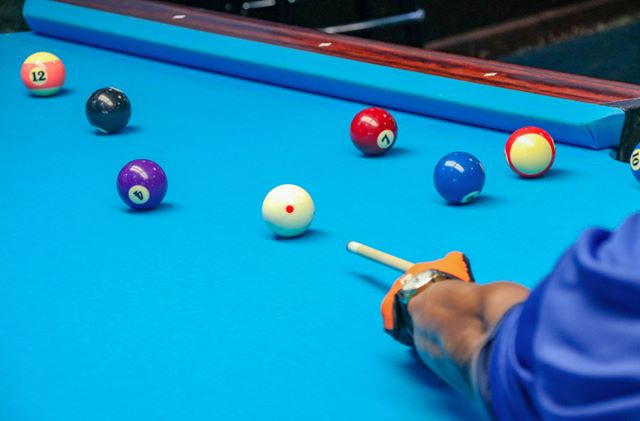 Gotham City Billiards is where the pros come to practice and where the amateurs practice becoming pro!