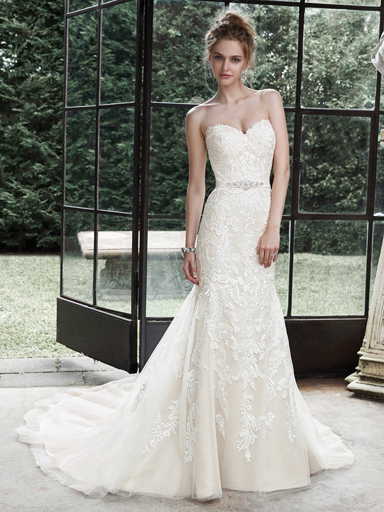 Maggie Sottero at The Bridal Connection, Longmont, CO