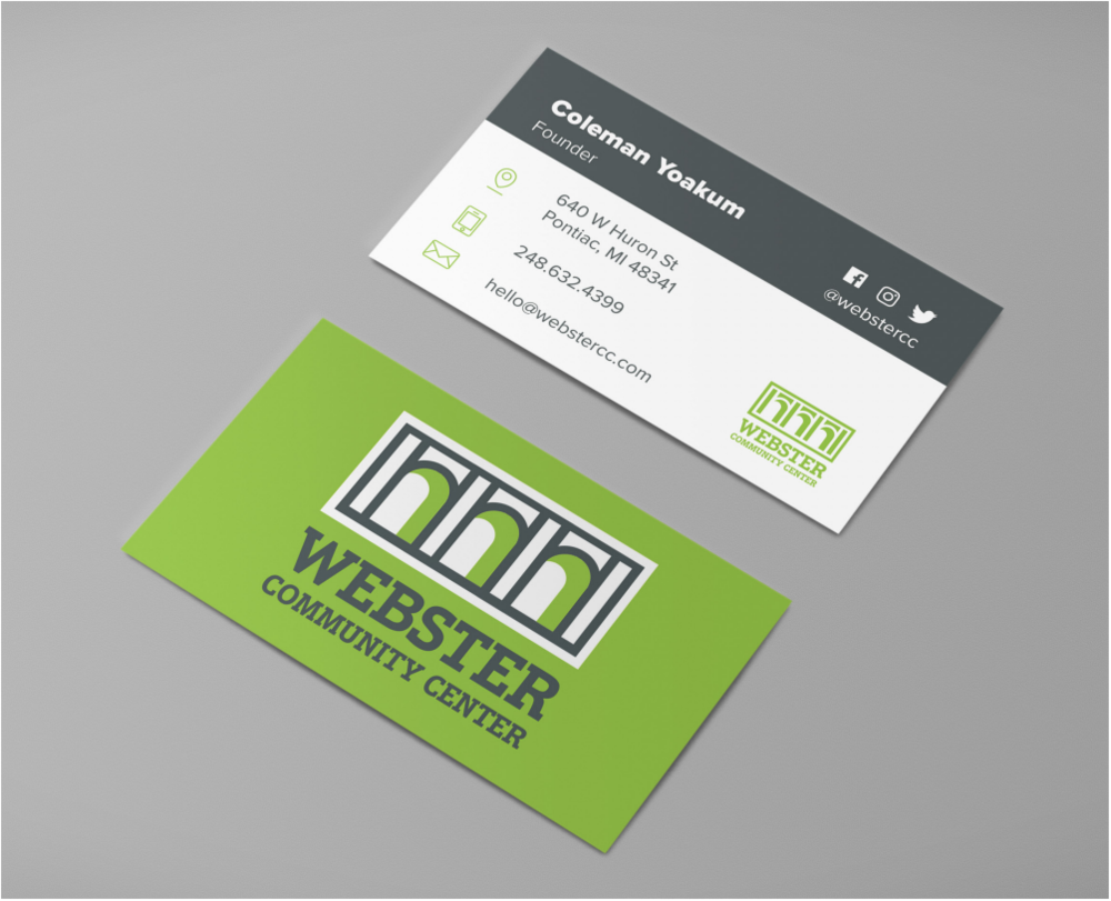 Business Card Concept Design