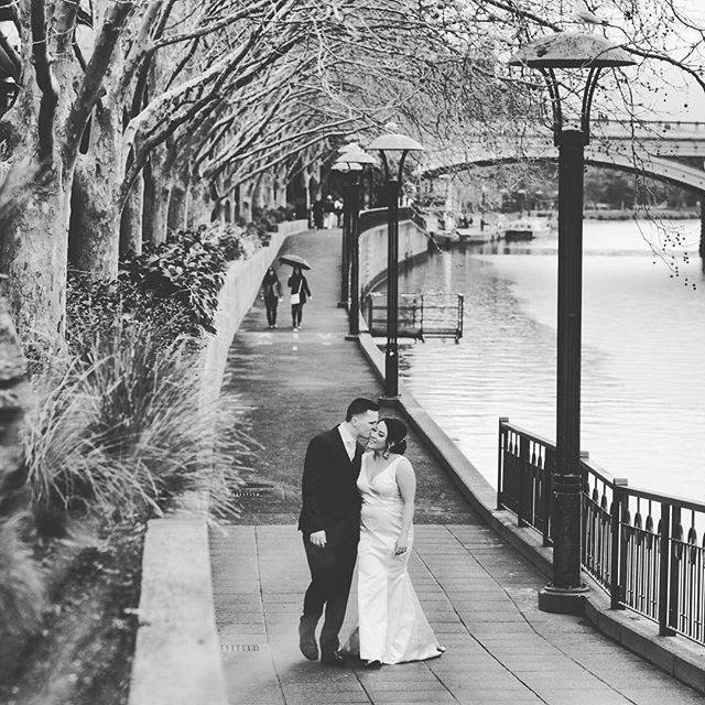 I love winter days in Melbourne, as it makes the city look a little bit like Paris! Yayy!  www.roberthock.com.au #roberthockphotography #married #melbournewedding #melbourneweddingphotographer #weddingday #weddingphotography #melbournebride #love #wedding #weddingstyle #weddingdress