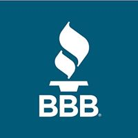 Follow BBB link to see our great reviews.
