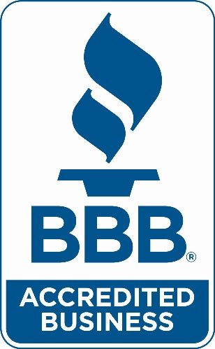 Proud member of the BBB, please read what customers are saying about us!