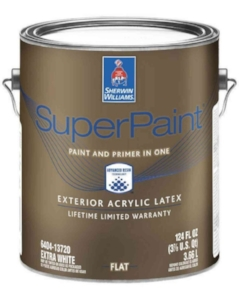 Sherwin Williams SuperPaint -