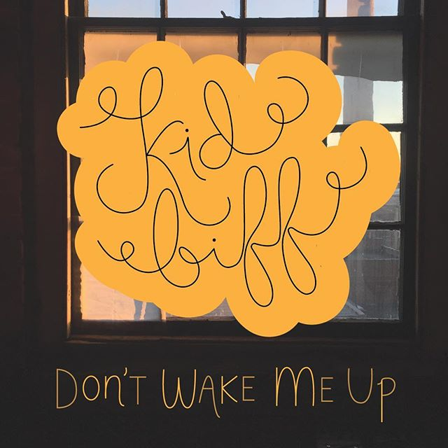 """It's another New Music Friday! We released our second single """"Don't Wake Me Up"""" today! Have a listen and let us know what you think! Link to Spotify in bio."""