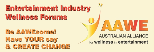 FEATURED EVENT!  Don't miss your opportunity to take part in AAWE's upcoming Forums.  Held across the country from 13 November - 5 December 2017.  Limited seating. Click on the above image to register now! (Note: The AAWE NSW Forum is included in the ticketed day long Performing Arts Summit)