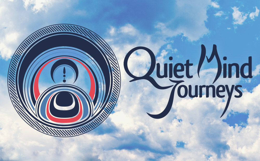 Quiet Mind Journeys logo