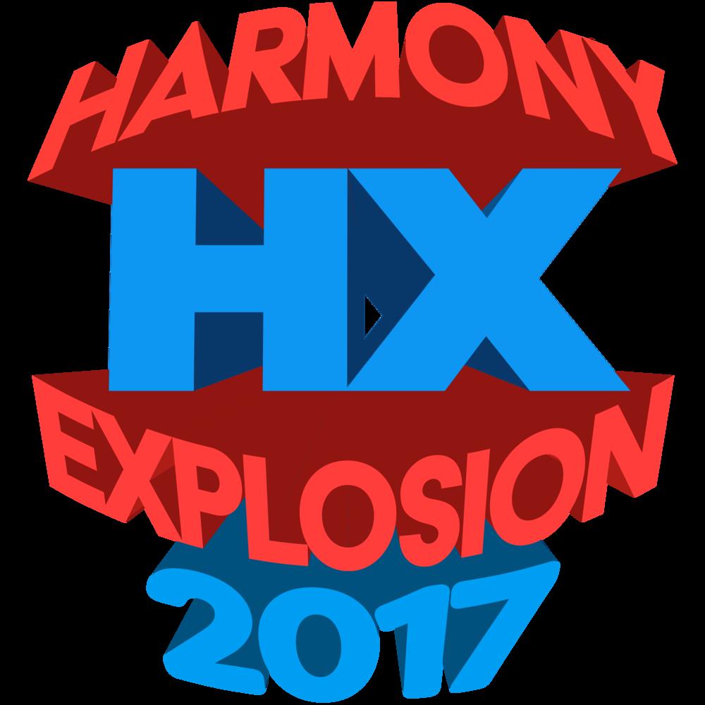 Harmony Explosion NW logo refresh