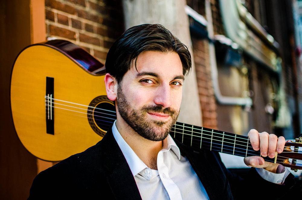 Julien Xuereb - Classical Guitarist and Composer