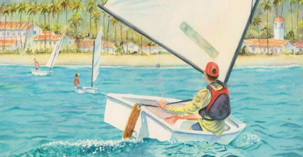 Enjoy an  article  on SBYSF published in Spring-Summer Montecito Magazine by Cheryl Crabtree with art by Gail McBride Kenny & Christine Flannery.  Thanks to Montecito Magazine for permission to add this to our site.