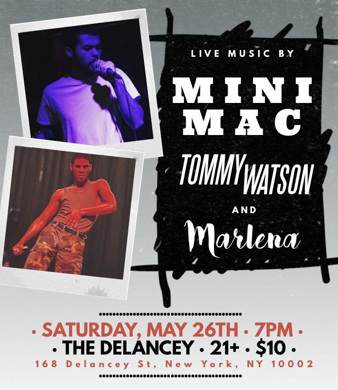 Mini Mac, Tommy Watson, and Marlena by Kristin Millard.jpg