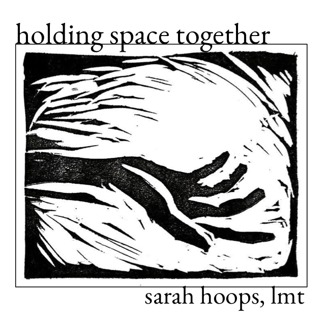 Holding Space Together