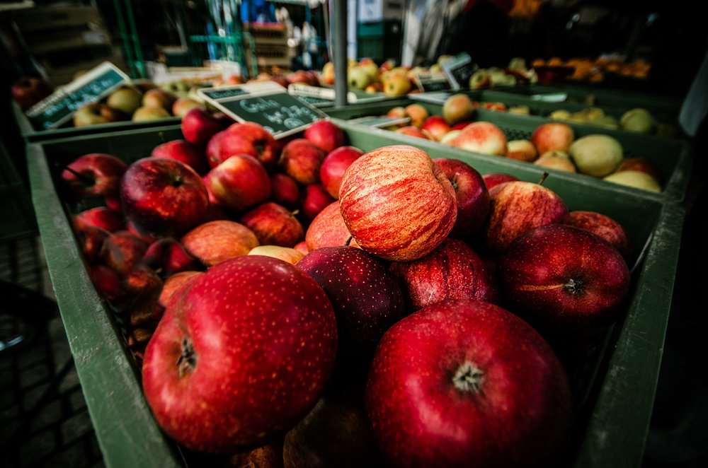 2. abundance-apples-blur-349730.jpg