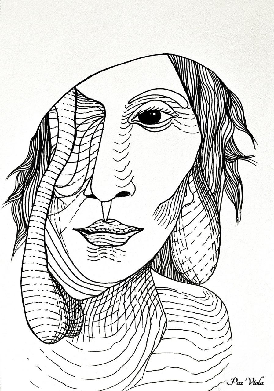 Portraits_erotic_faces_ink_on_paper_2017_Mauricio_Paz_Viola_DSC_9565.JPG