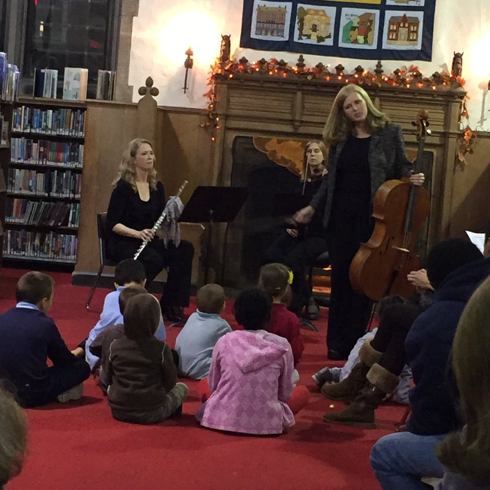 New Britain Public Library Children's Concert in New Britain CT