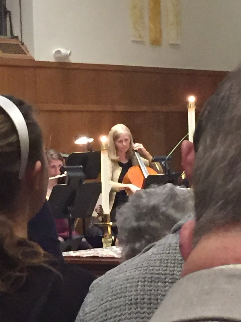 Holy Family Passionist Retreat Center Concert in West Hartford CT