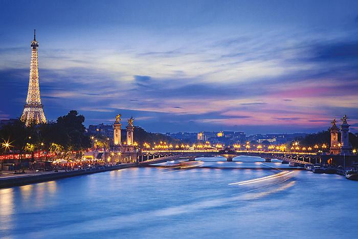 Seine River Cruise Bike Tour -