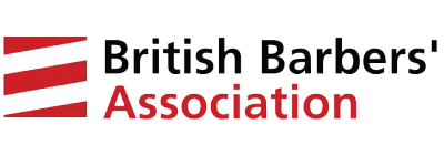 *British Barbers' Association former logotype