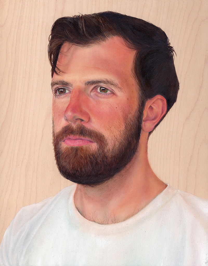 Portrait of Steven