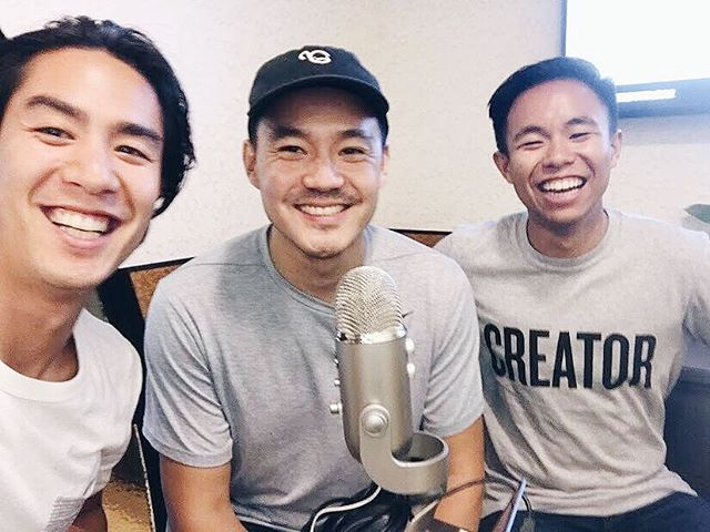 The last of our 3 part LA Speaker Series is out today 🌴! In this episode we sit down with Phil Wang of Wong Fu Productions. ⠀ ⠀ We've watched Wong Fu Productions videos since high school, and they've resonated with us, from tears of laughter to sadness. 😂Today we learn more about how Phil channels his own emotions into the creative process to instill genuineness into his work. Furthermore, we find out which Wong Fu video was Phils' favorite, what his upbringing was like, and what the next 5 years will look like for Wong Fu. ⠀ ⠀ 🎧 Listen now on your favorite podcast player, iTunes (https://buff.ly/2Gs0T1L) or on our website (https://buff.ly/2FCPZ5A).⠀ ⠀ #fishsaucepodcast #asianamerican #wongfu #wongfuproductions #philwang #awkwardanimals #asiansinfilm #youtube #asianamericanmedia
