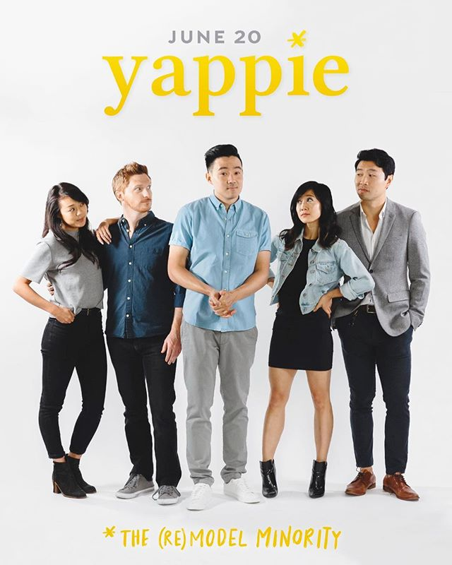 "Our latest guest, @wongfuphil of @wongfupro, has just announced his new 5-ep series #Yappie and it's coming this month on June 20th. Phil alluded it to us during our chat with him and he recently reflected on it again: ""..[T]his feels like the first time I'm making something for my generation, unapologetic, & truly reflective of myself and life experiences."" We hope you are as excited about this show as we are! 😀#remodelminority"
