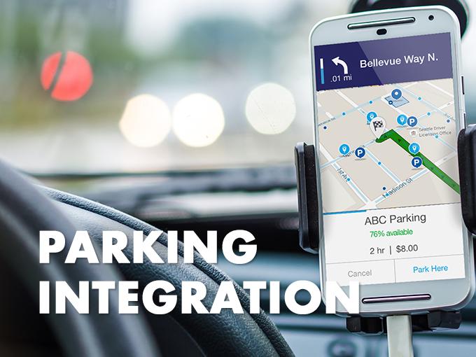 Parking Integration