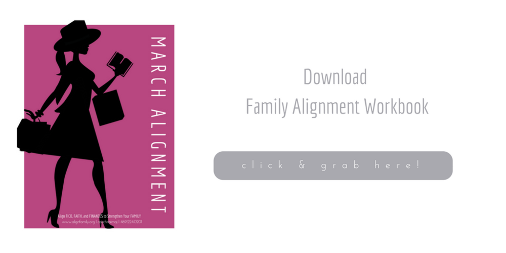 March Alignment Workbook