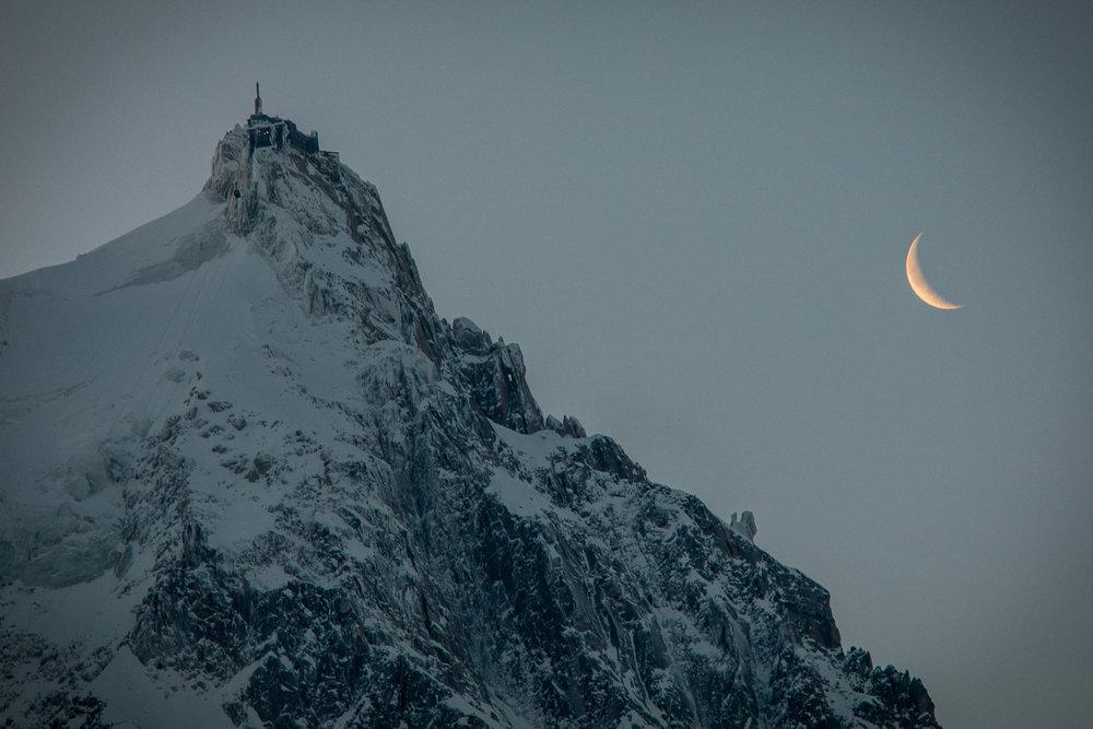 Agui De Midi Chamonix