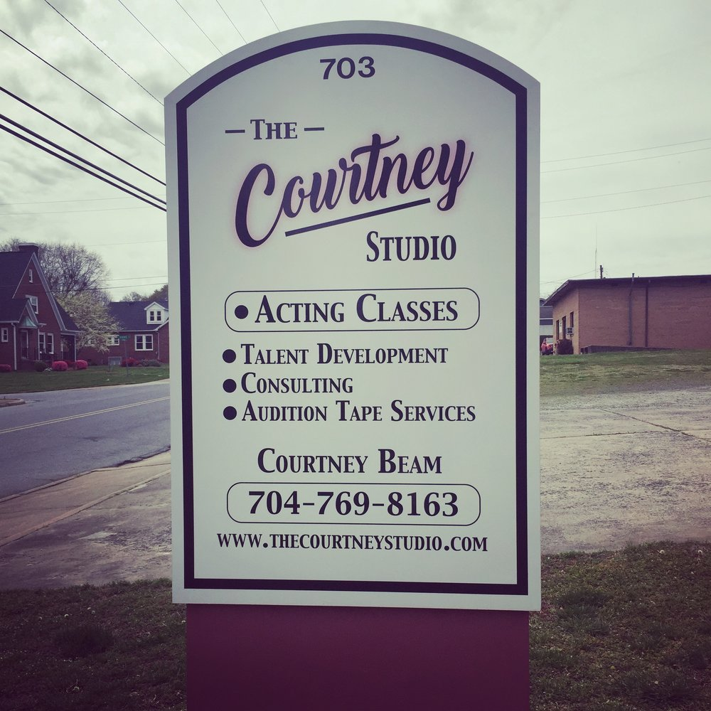 Courtney Studio Sign.JPG
