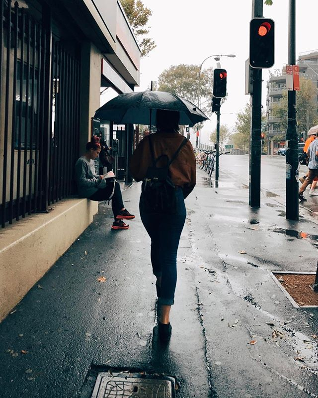 #calculatedmess #colours #pallete #mood #reflections #rain #rainyday #redfern #sydney #following