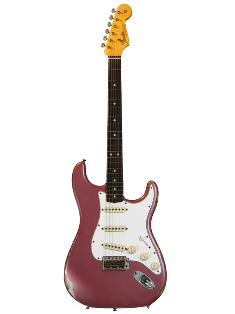 Custom Shop 63' Relic Stratocaster