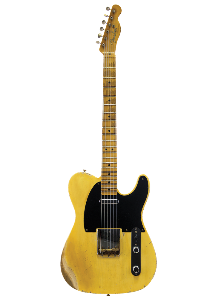 Custom Shop 52 Tele Relic