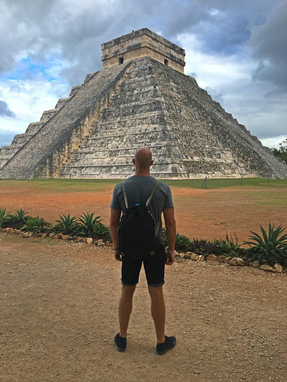 Chichen Itza, Tulum, Cancun, Ruins, Mexico