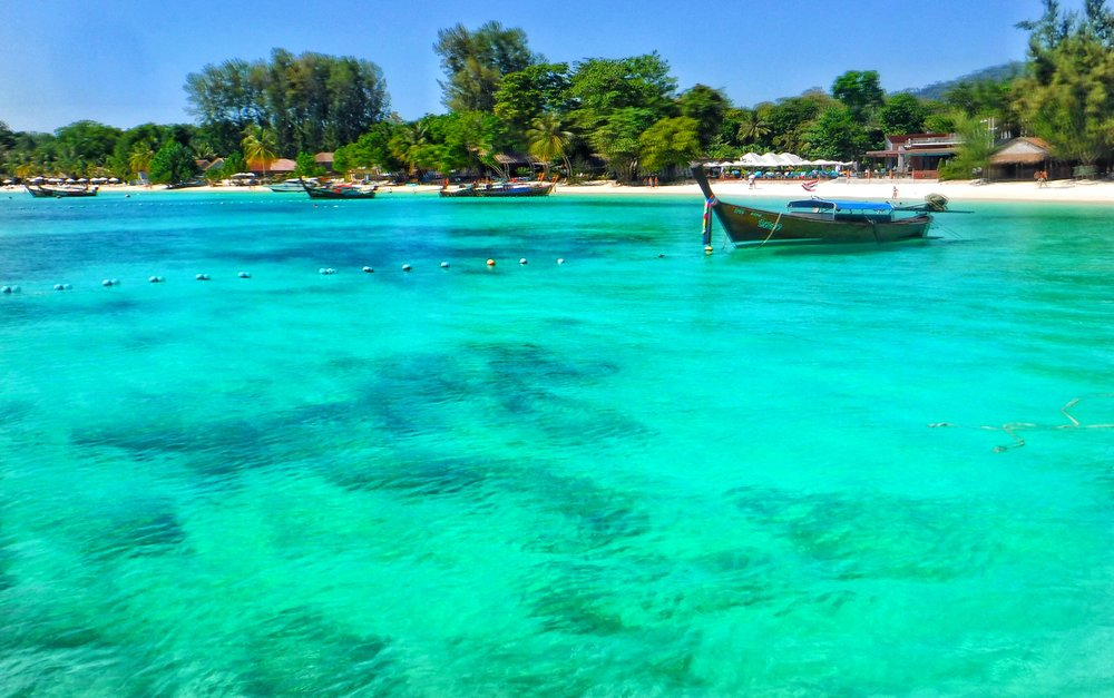 Pattaya Beach, Koh Lipe, Thailand. Thailand travel, the Thai Islands, Thai Vacations, Visit Koh Lipe Thailand, Beautiful beach destinations