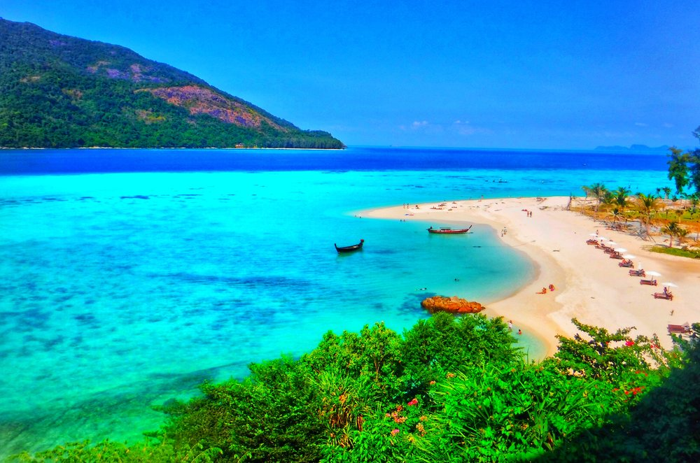 Koh Lipe Thailand Beaches.