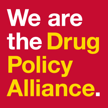 DRUG POLICY ALLIANCE logo criminal justice