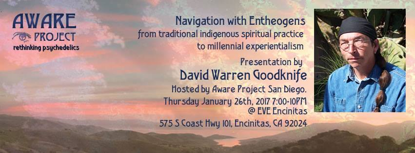 Navigation with Entheogens Sweatlodge Native American Church
