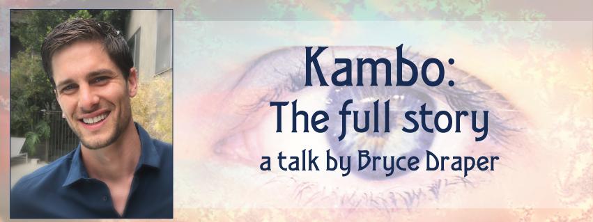 Aware Project Kambo Bryce Draper