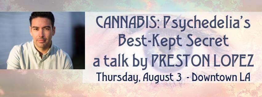 Prestion Lopez Trans-cannabis transcannabis marijuana therapy