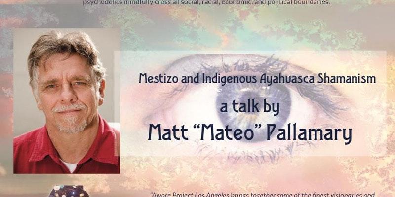 matt mateo pallamary mestizo ayahuasca shamanism