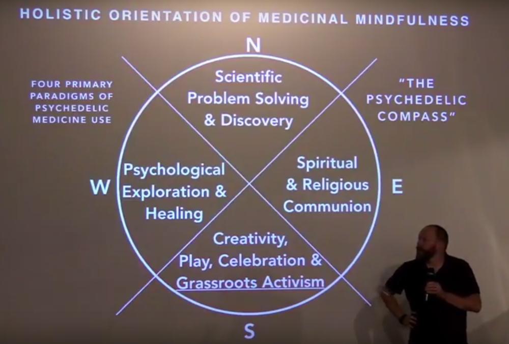 daniel mcqueen midicinal mindfulness cannabis dmtx aware project