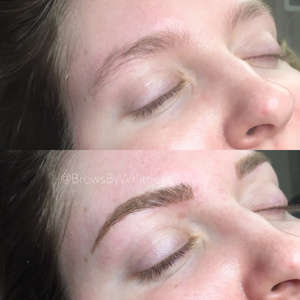 Beauty Blog Brows By Whitney