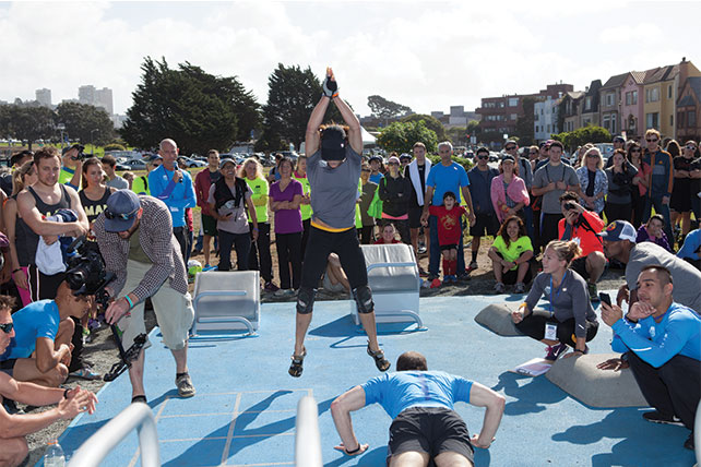 Fitness Season - Phase 3For Campaign partners, Fitness Season culminates with local, regional and national challenges, engaging residents and celebrating the healthy lifestyles built over the year.