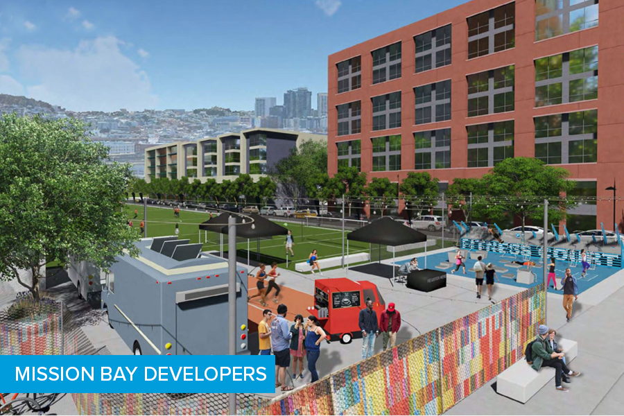 ParkLab, CA - A new landmark in San Francisco's most exciting neighborhood.
