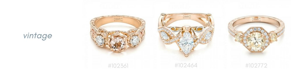 vintage-engagement-rings
