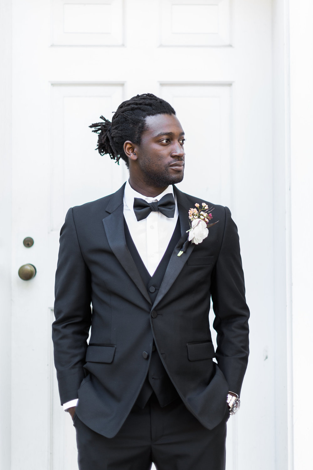 black-tux-groom