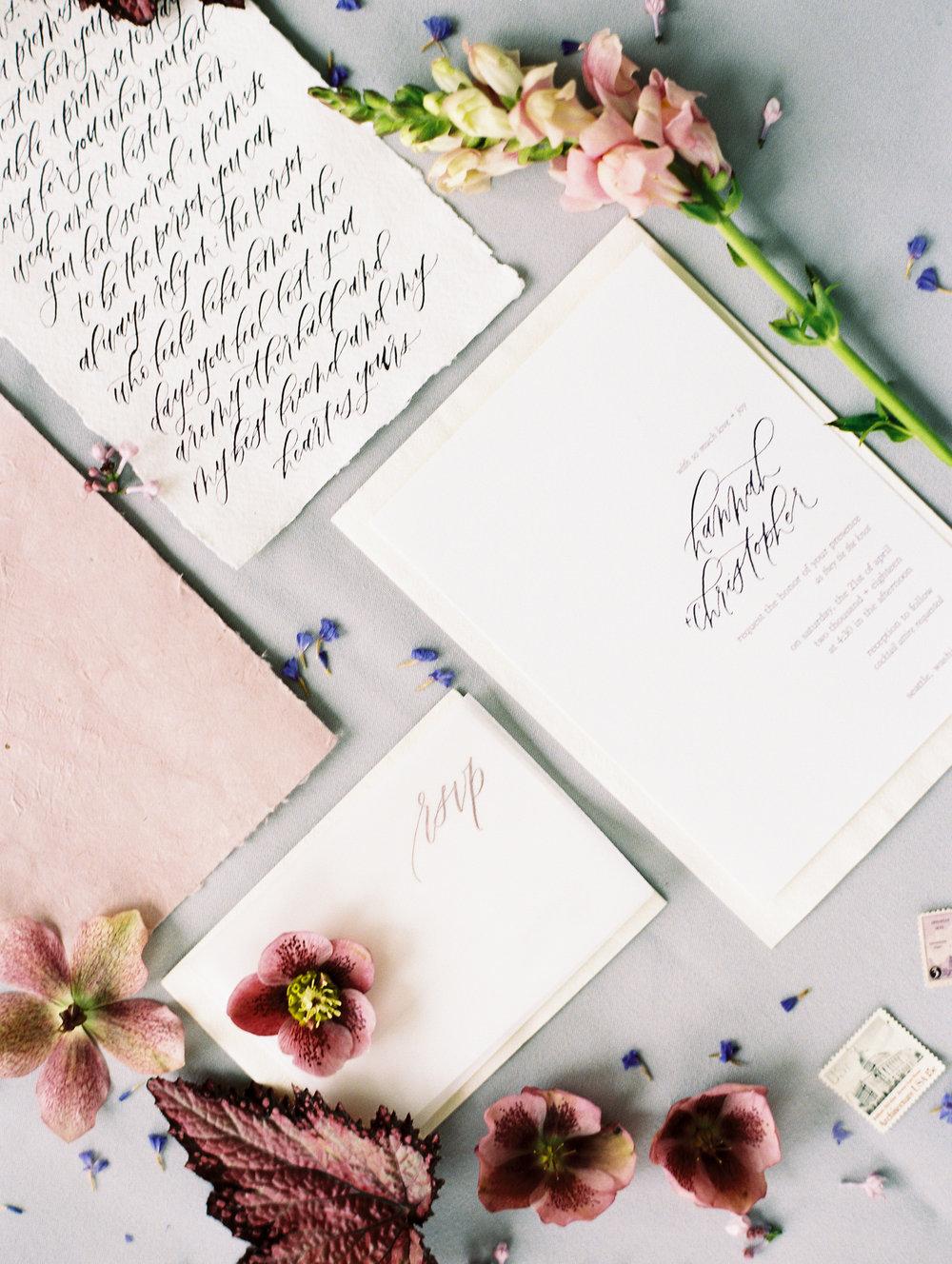 Gorgeous Wedding Invites