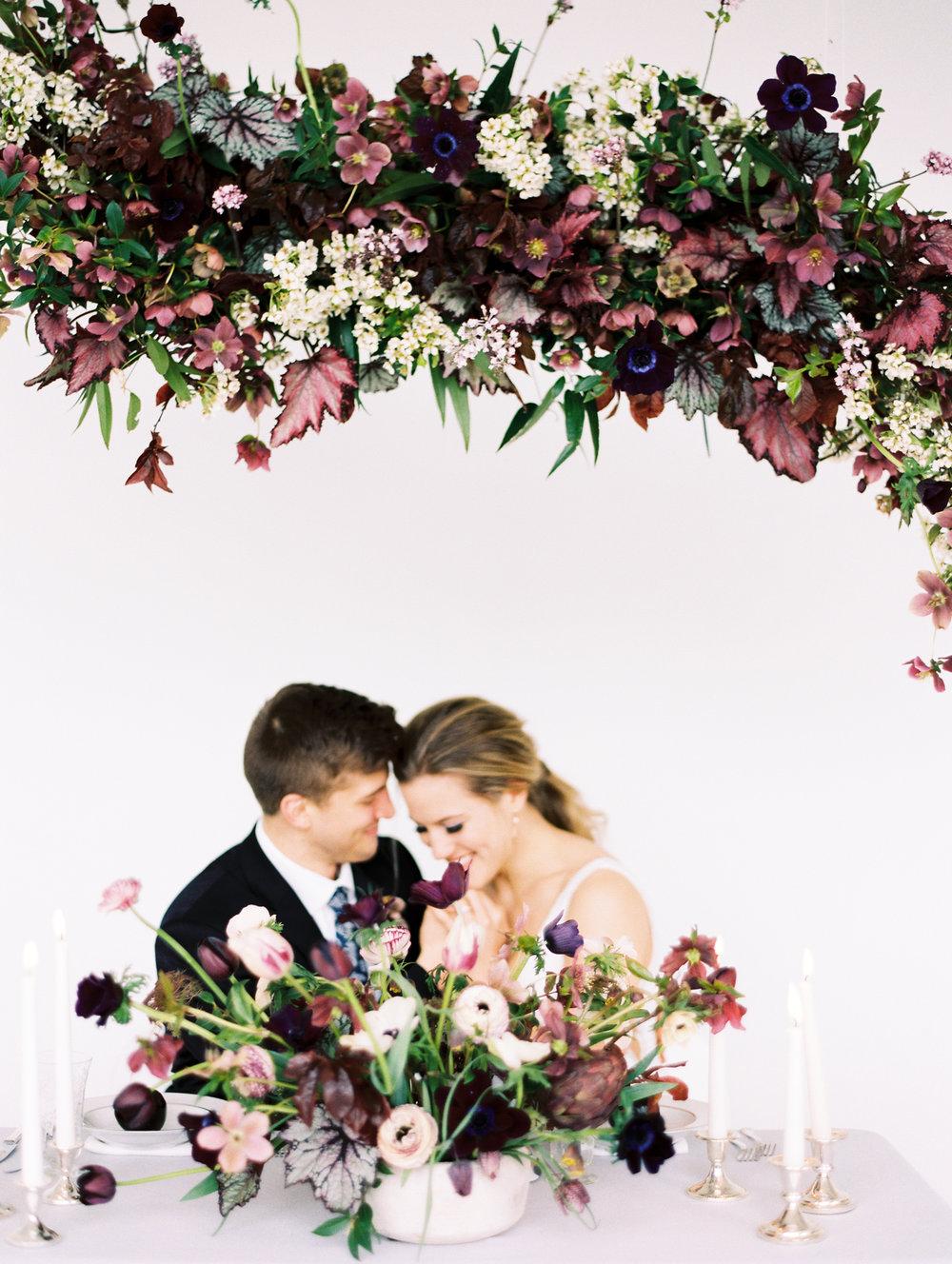 Seattle Warehouse Wedding