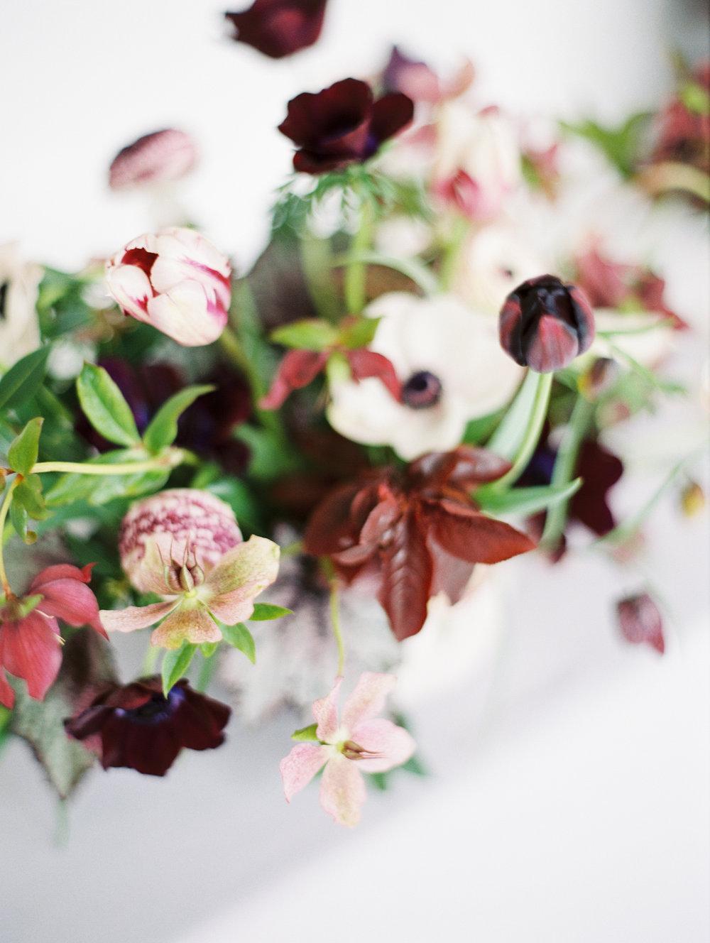 Crimson Wedding Ideas